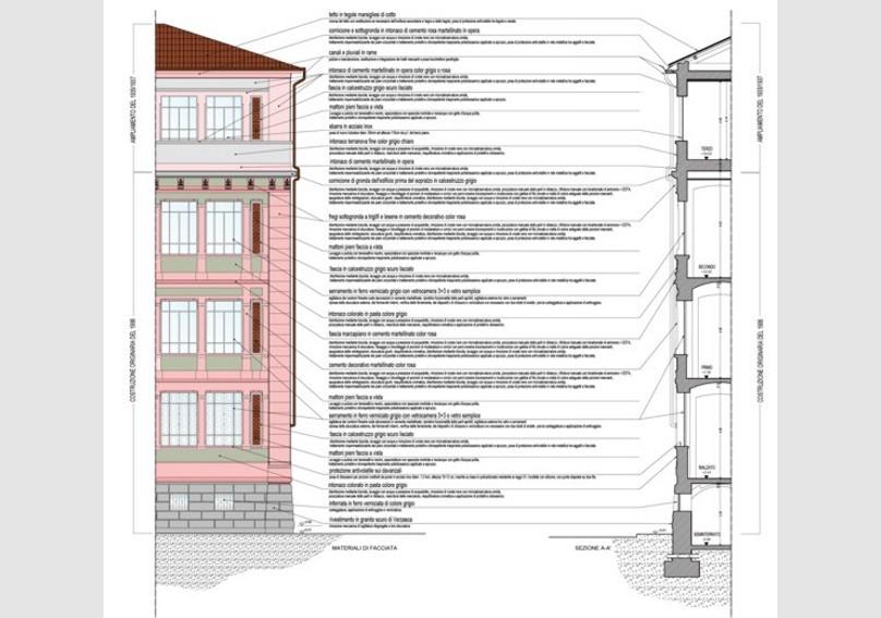 Studio belloni associati architetti - Scuola carlo porta milano ...